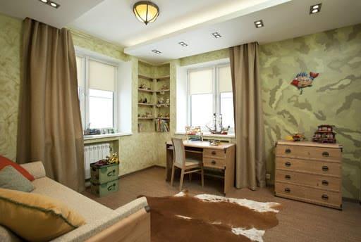 Детская спальня дизайн