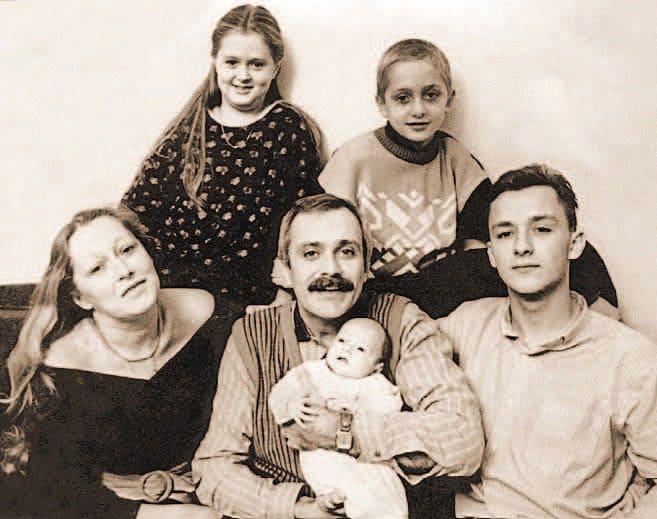 Дети Михалкова фото