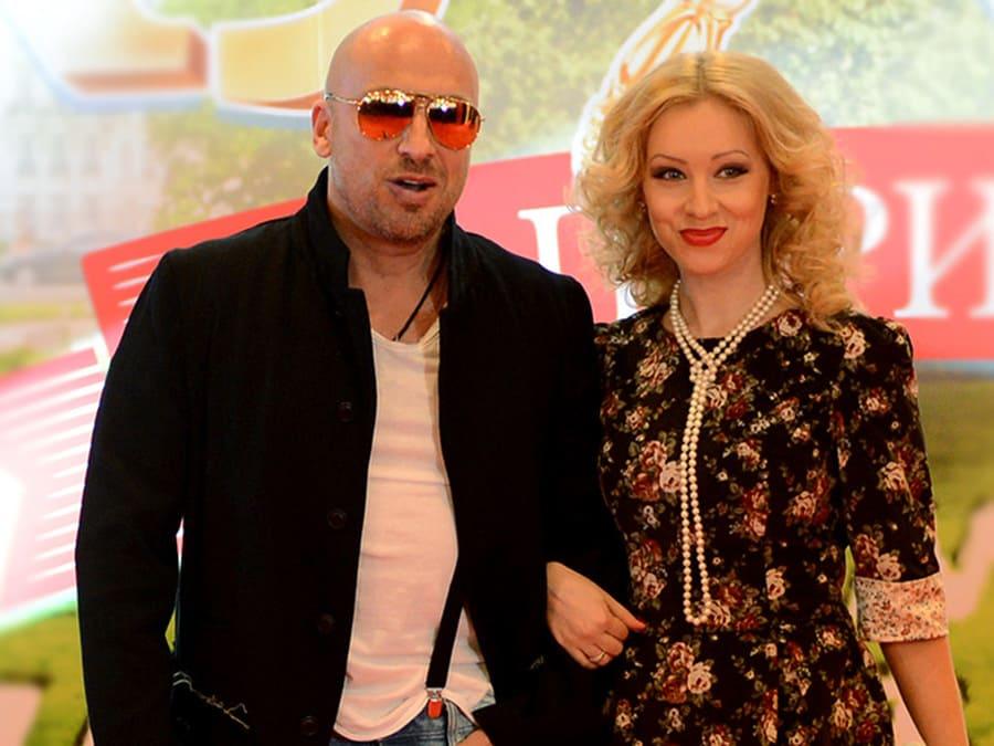 Дмитрий Нагиев семья жена дети фото