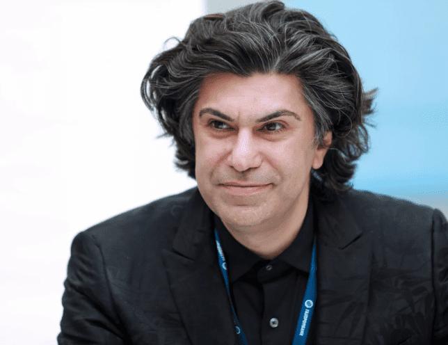 Николай Цискаридзе 2020