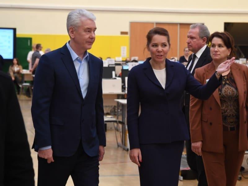 Зам Собянина Анастасия Ракова