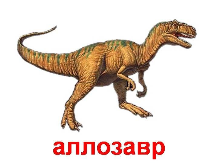 Фото динозавров для детей