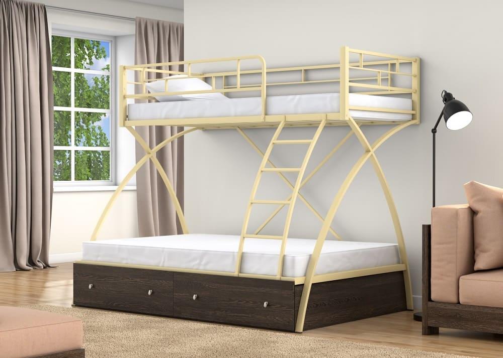 Необычные детские кровати для девочек