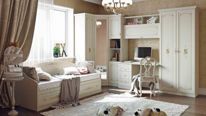 Современная мебель в детскую