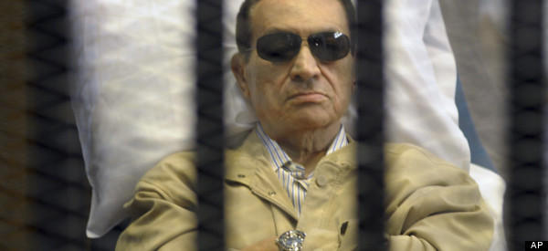 Mideast Egypt Mubarak