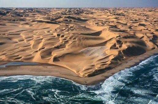 Angolan coast