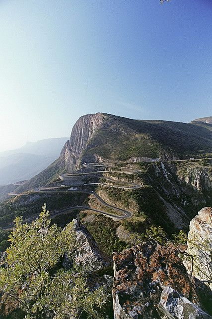 Serra da Leba pass near Lubango, Angola