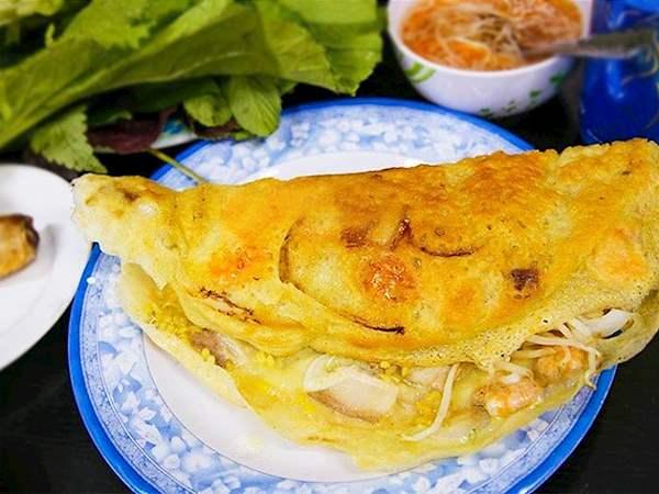 バインセオ46A Bánh xèo 46A