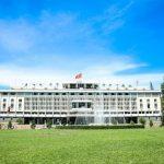 統一会堂(旧大統領官邸) Dinh Độc Lập