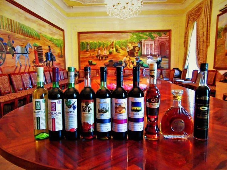 Museum of Wine-Making named after Khovrenko