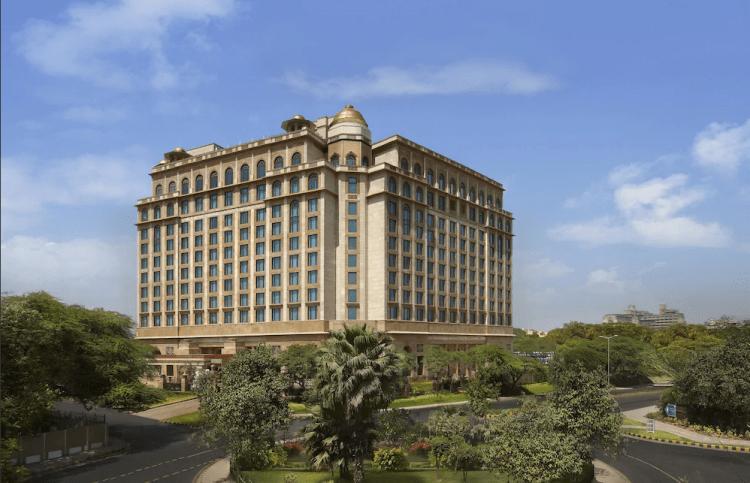 ザ リーラ パレス ニュー デリー The Leela Palace New Delhi, Modern Luxury Palace Hotel
