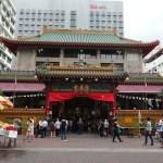 観音堂 Kwan Im Thong Hood Cho Temple
