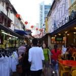 パゴダ・ストリート Pagoda St