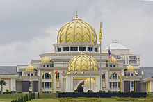 マレーシアの国王の官邸