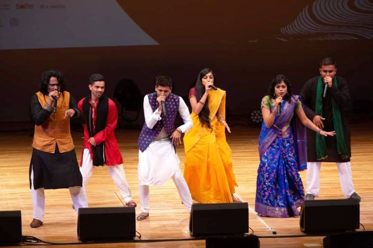 Voctronica_performing_live_at Vocal_Asia_Japan