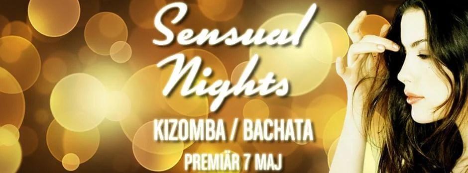 Sensual Nights - Bachata & Kizomba kurser, drop in och dans i Stockholm