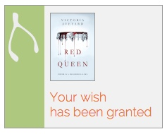 Red Queen, wish netgalley