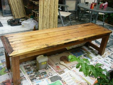 Faire Une Table De Jardin GH74  Jornalagora