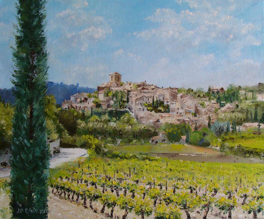 Article Luberon Beaumont De Pertuis L