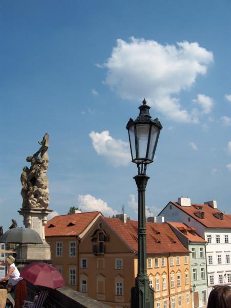 Le pont Charles : le lien entre la Vieille Ville et le Château (Tourisme Prague) 2