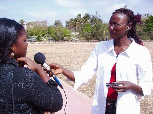 Fatou Ndiaye Photo RadioSansFrontiere.org