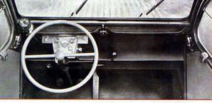 N°3 : Un poste de conduite simplifié à l'extrème...