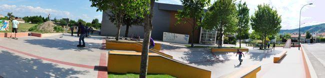 Street Park De Tournon Sur Rhne 07 Plouckspiuckbmx