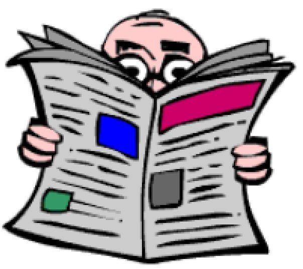 """Résultat de recherche d'images pour """"ILLUSTRATION LIRE UN JOURNAL"""""""