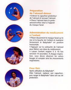 Les systmes dinhalation  Prvention des Allergies