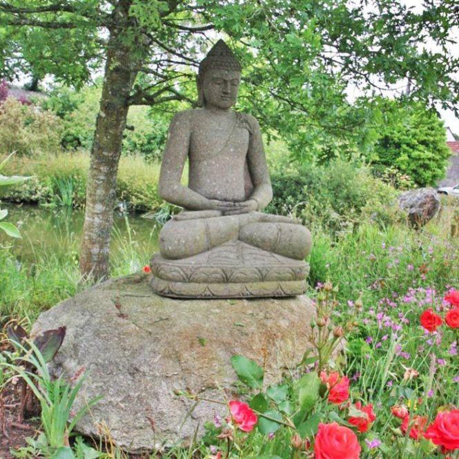 Deco Jardin Bouddha Dà Coration Extà Rieure
