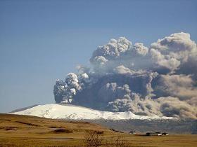 Eyjafjallajökull en éruption