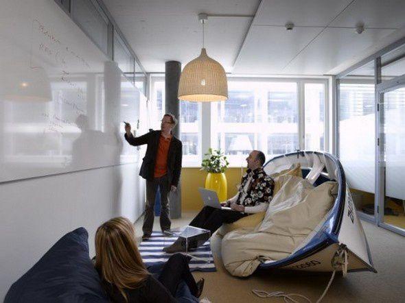 Une sélection des bureaux d affaires les plus attrayants au monde