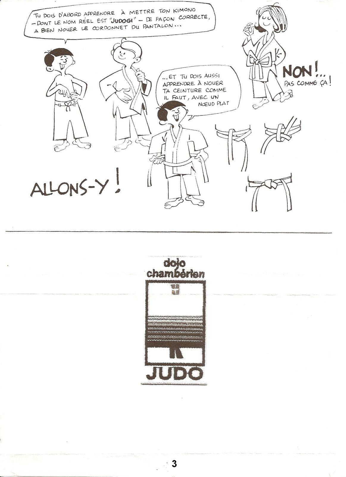 Pour Comprendre Le Judo