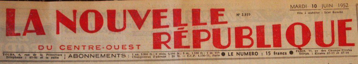 1952 avis de festivites pour l inauguration de la passerelle des rocs a poitiers pourquoipaspoitiers