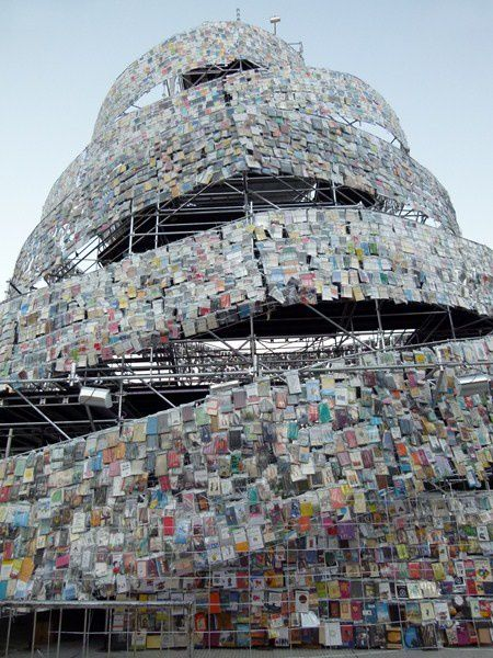 La Tour De Babel Livre : babel, livre, Babel, Livresque,, Buenos, Aires, Grenier, Livres