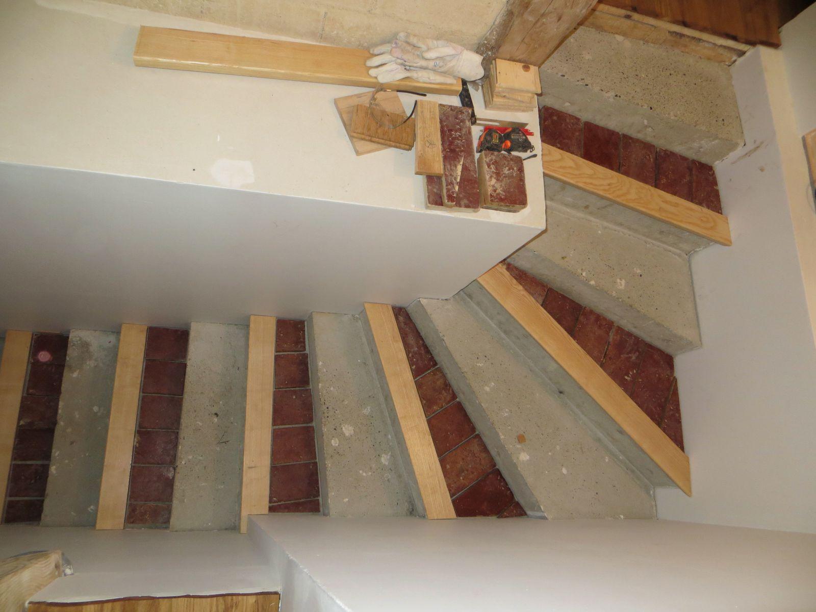 Habiller Un Escalier Amazing Habiller Un Escalier En Bton