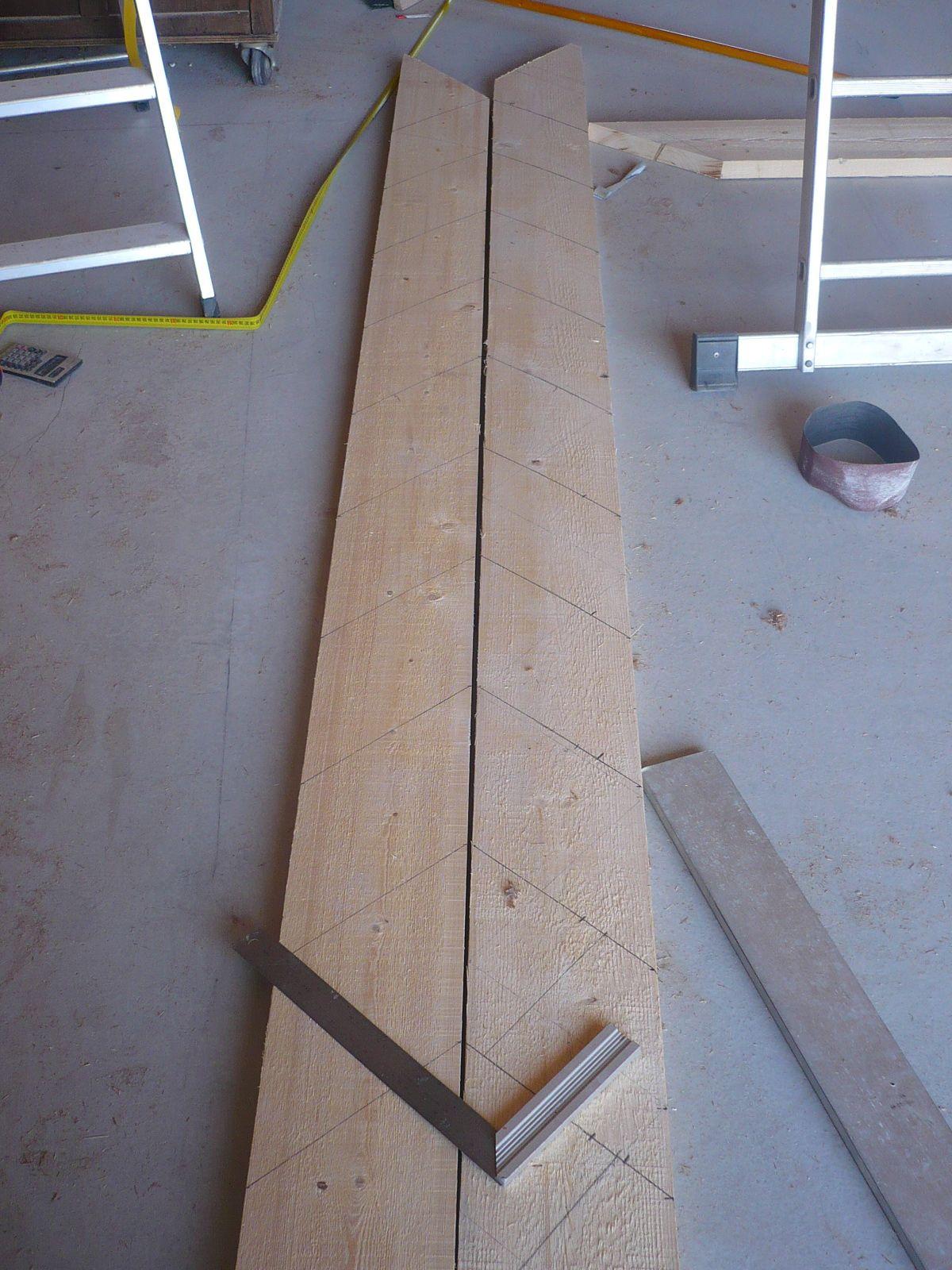 construire un escalier en bois soi m me comment fabriquer un escalier en bois exterieur. Black Bedroom Furniture Sets. Home Design Ideas