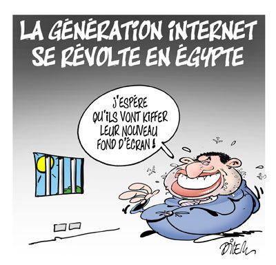 politique tags dessin de presse dilem revolte tunisien humour ben