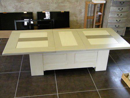 Renover Une Table Basse En Bois Et Carrelage RC15  Jornalagora