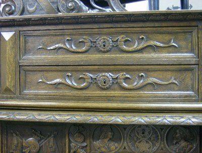 Le Style Henri II Baroque Dcouvrir Atelier De L