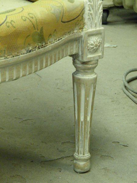 restauration de siege  Atelier de lbniste C COGNARD Eure restaurateur fabricant agencement