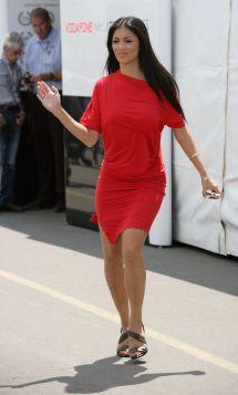 Les Pieds De Nicole Scherzinger - Des Stars