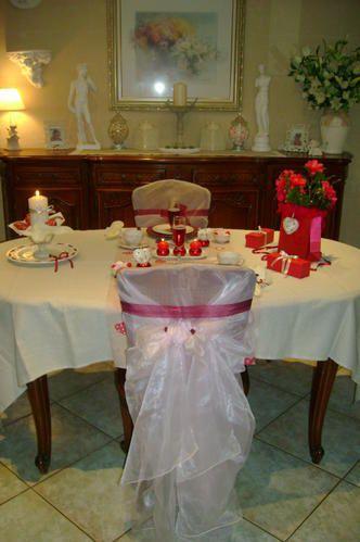 Deco Table St Valentin Gifi