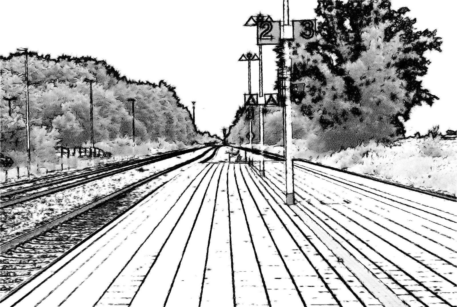 Malvorlagen Zug - Kostenlose Malvorlagen Ideen