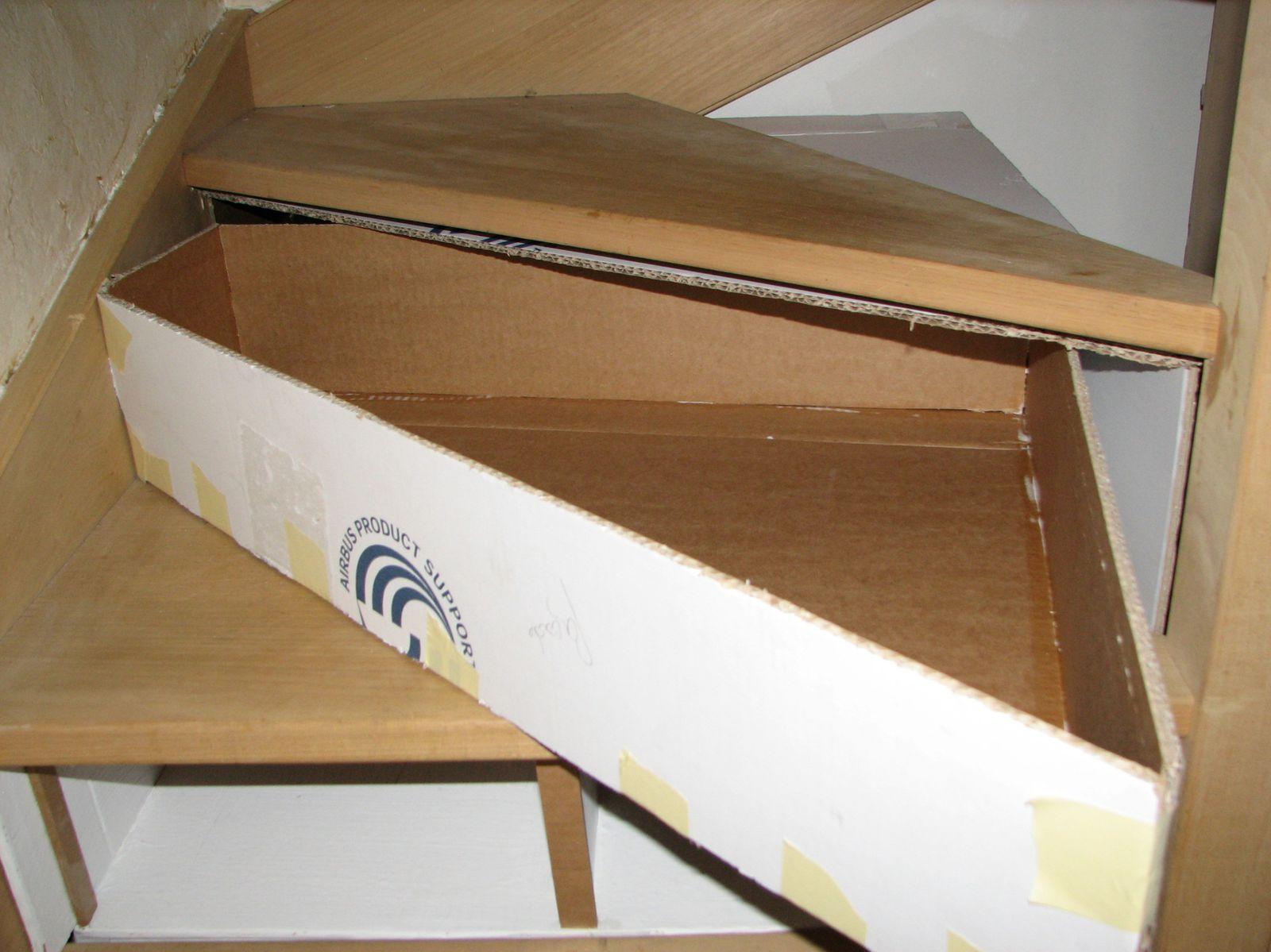 Fabriquer Tiroir Sous Escalier Grandiose Meuble Sous Escalier