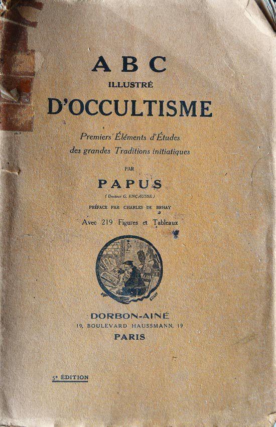 Papus-couv