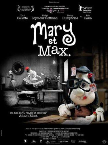 Resultado de imagen de Mary y Max