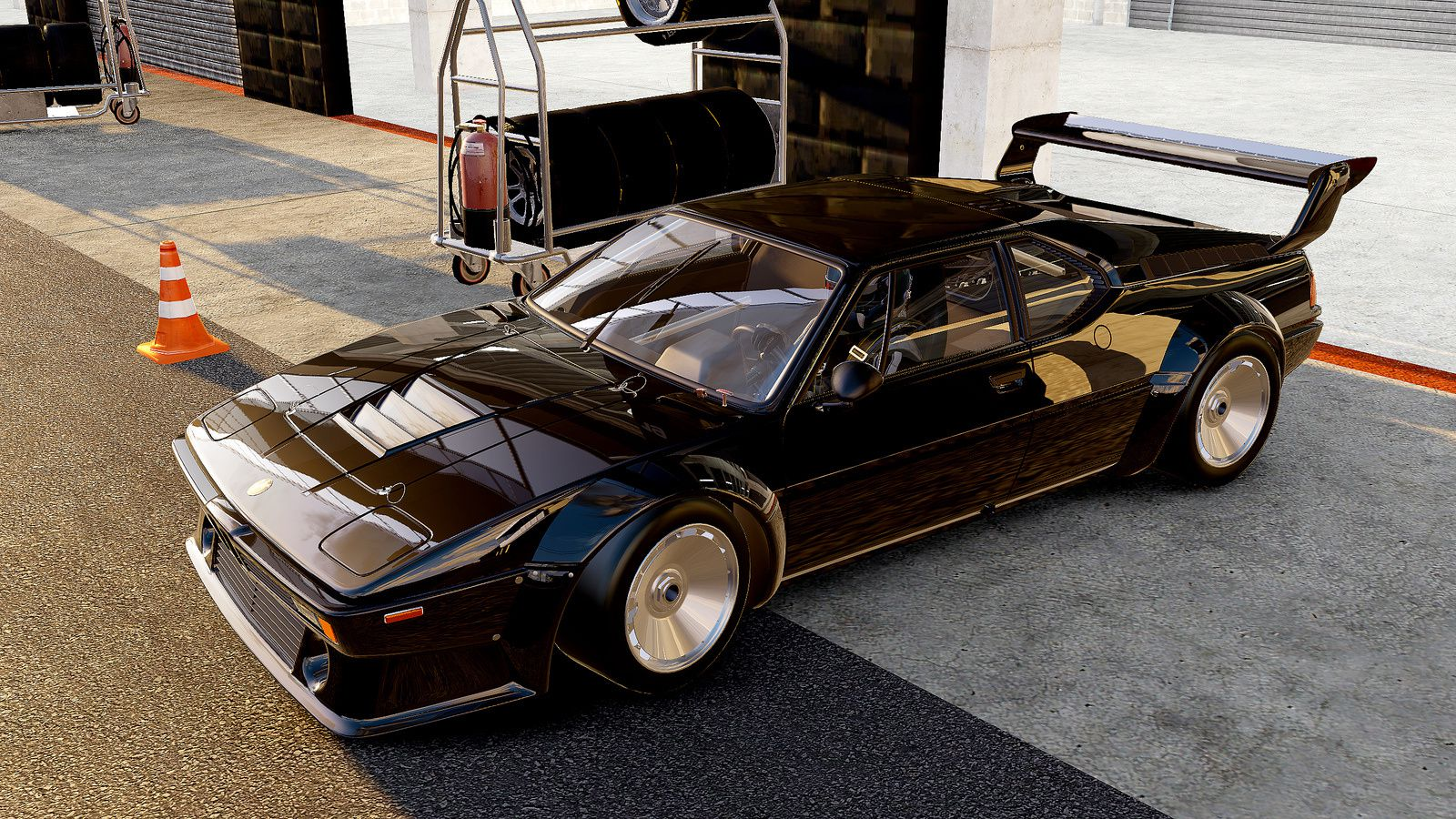 Project Cars  Build 296 Disponible !  The Racing Line
