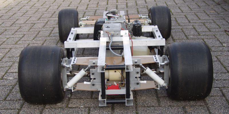 RacingFR Gt La F1 Radiocommande De Ricardo