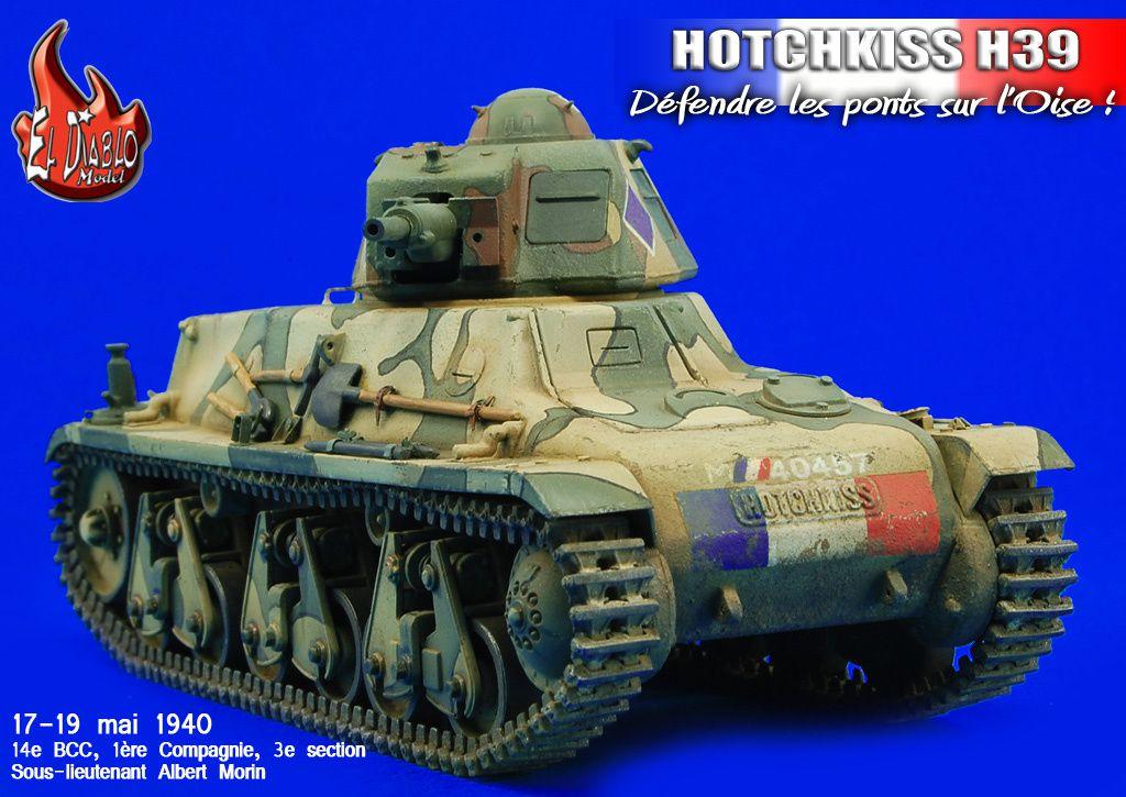 H39 14ieme Bcc  Eldiablo Model